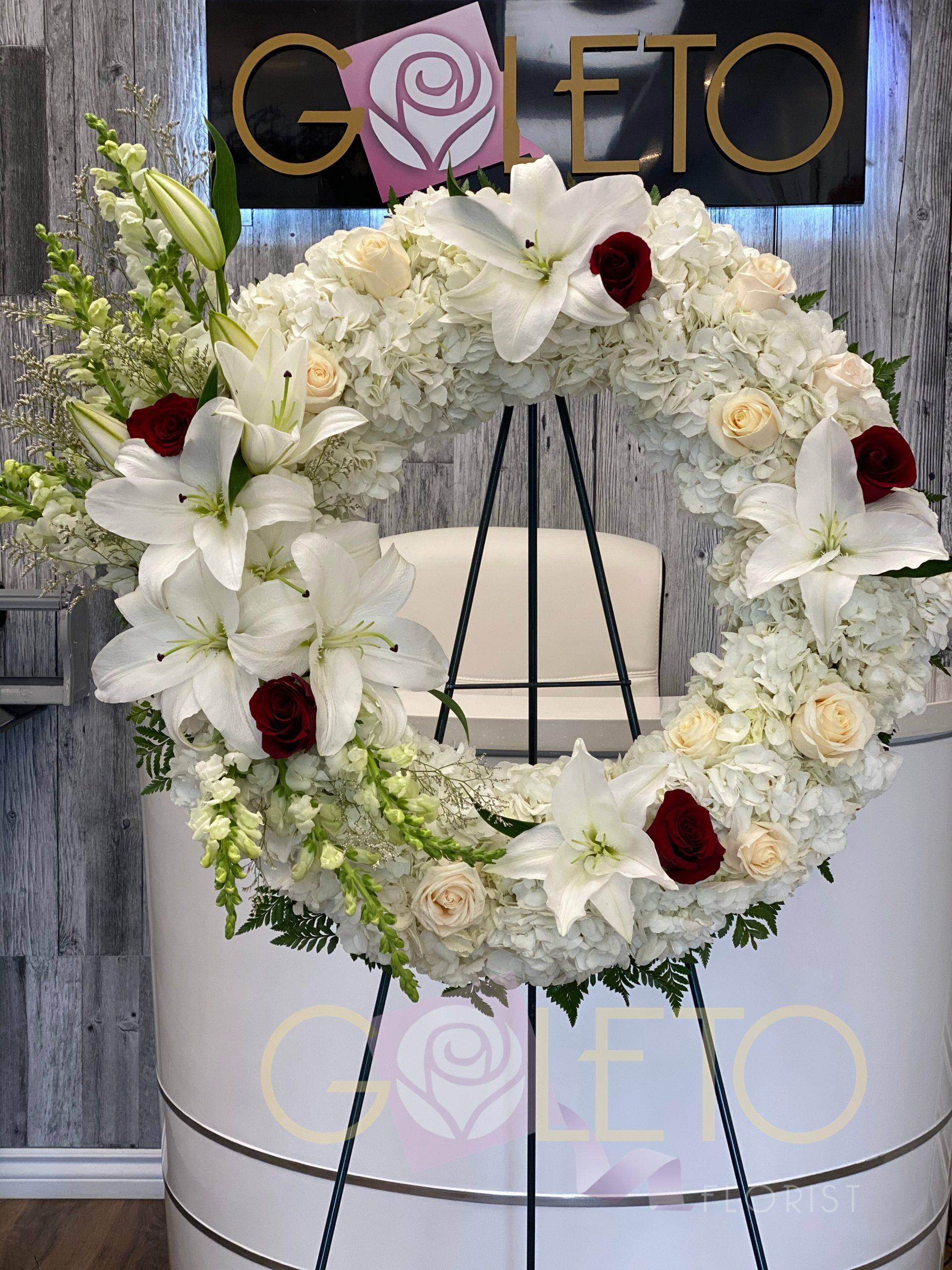 Wreaths & Crosses Funeral