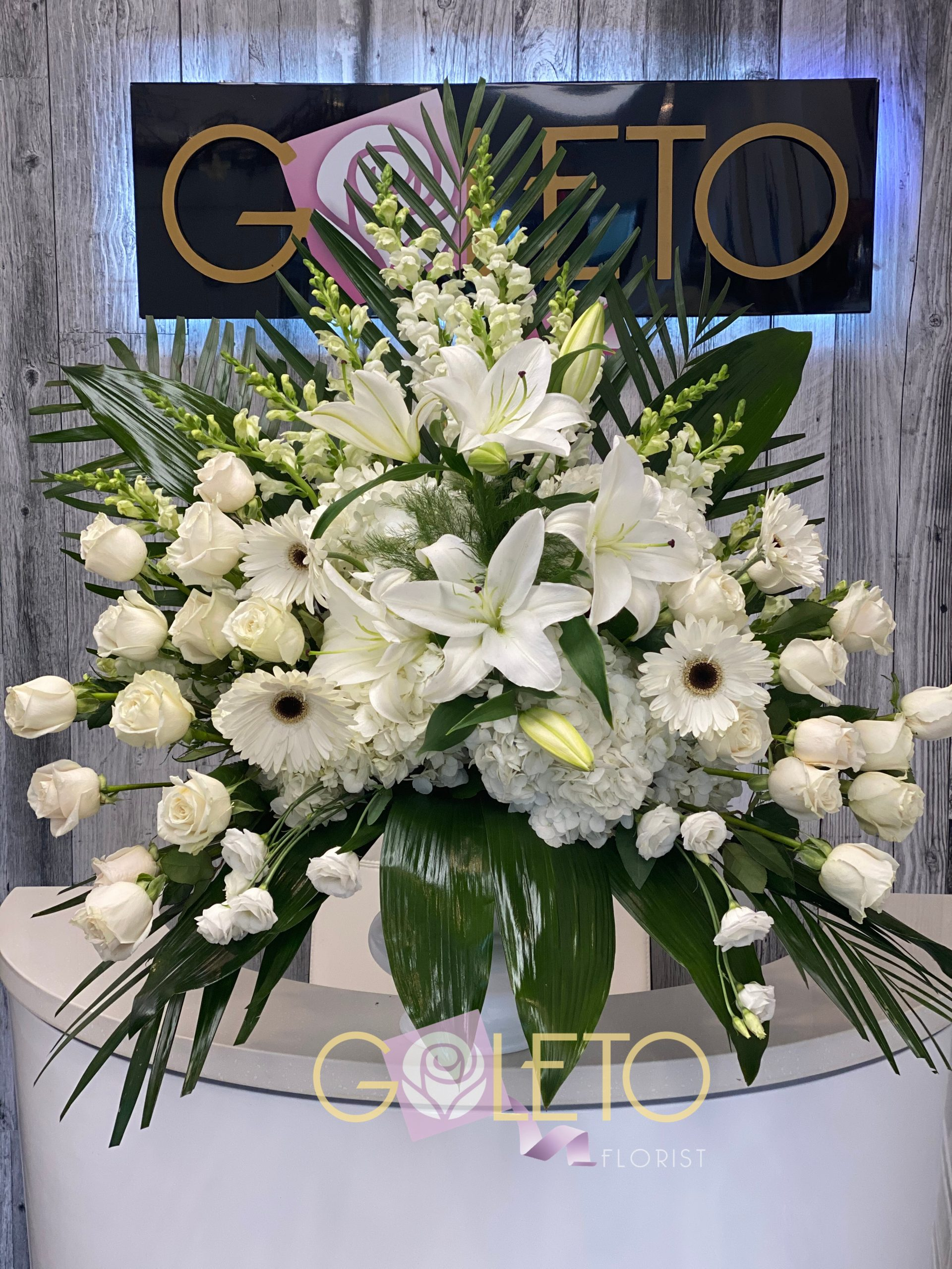 goleto-florist-richmond-hill-sympathy-arrangments2