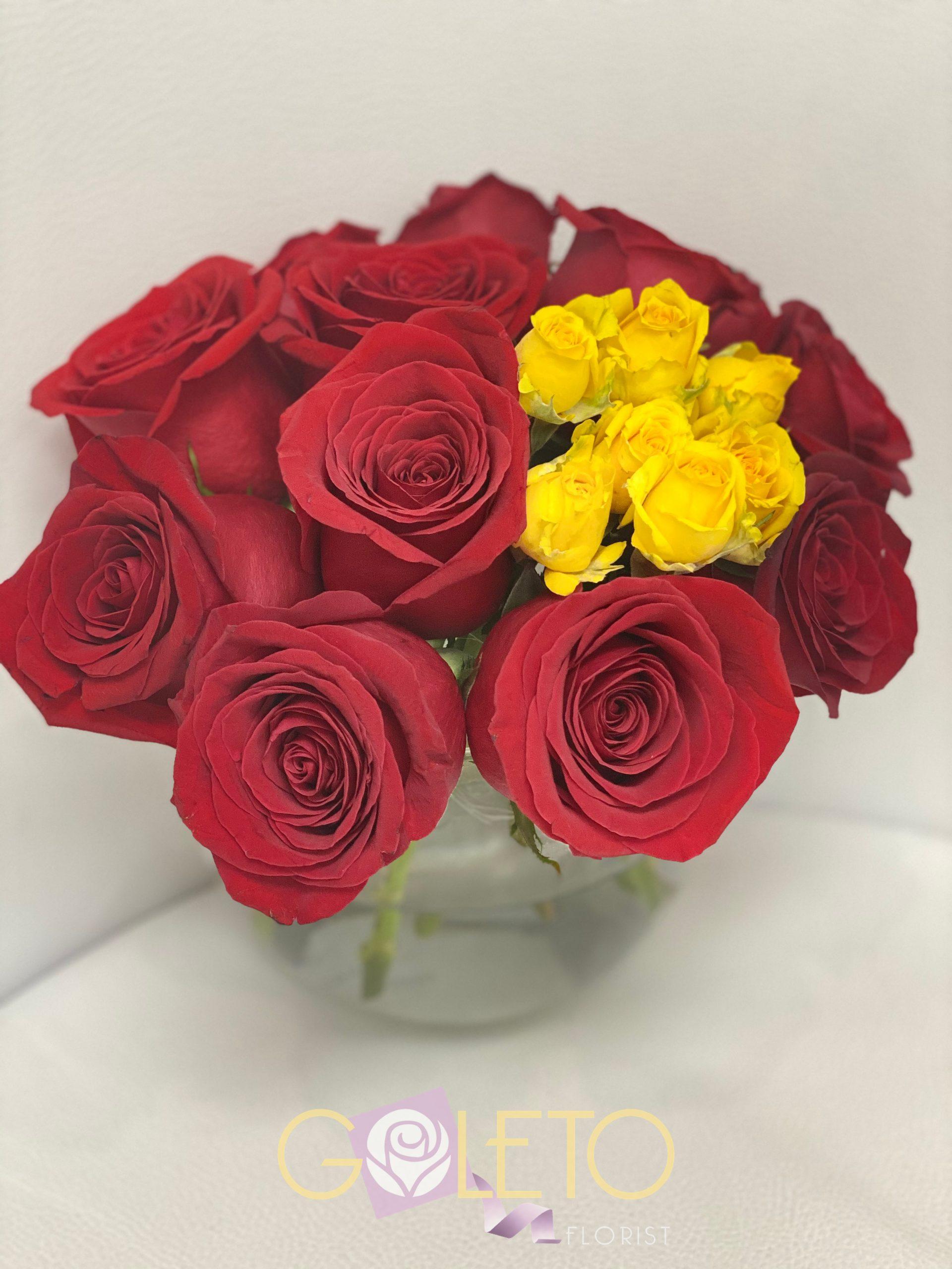 Goleto Birthday Flowers design 34