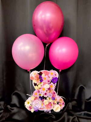 Goleto Birthday Flowers design 02