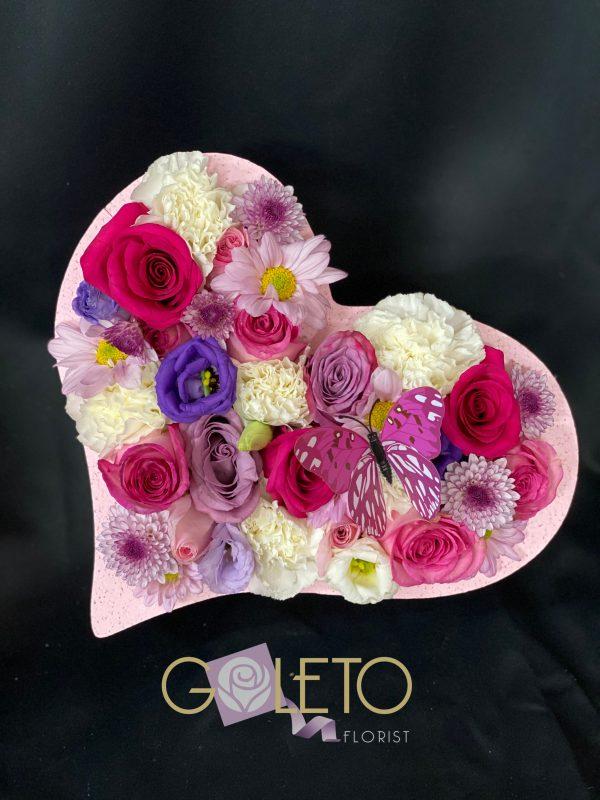 Goleto Birthday Flowers design 03