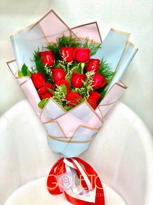 Goleto Birthday Flowers design 06