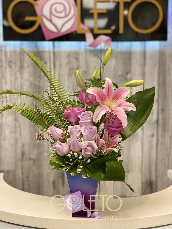 Goleto Birthday Flowers design 07