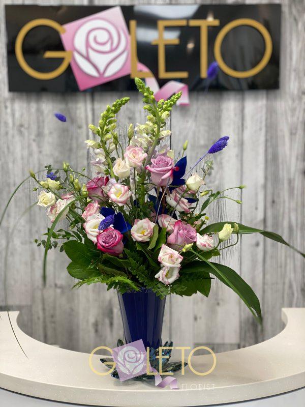 Goleto Birthday Flowers design 11