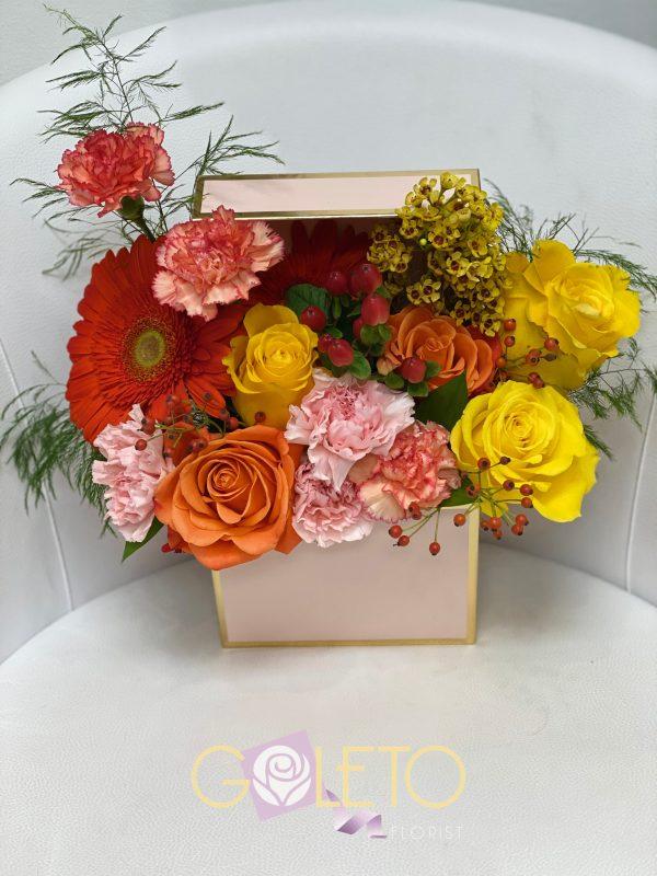 Goleto Birthday Flowers design 12