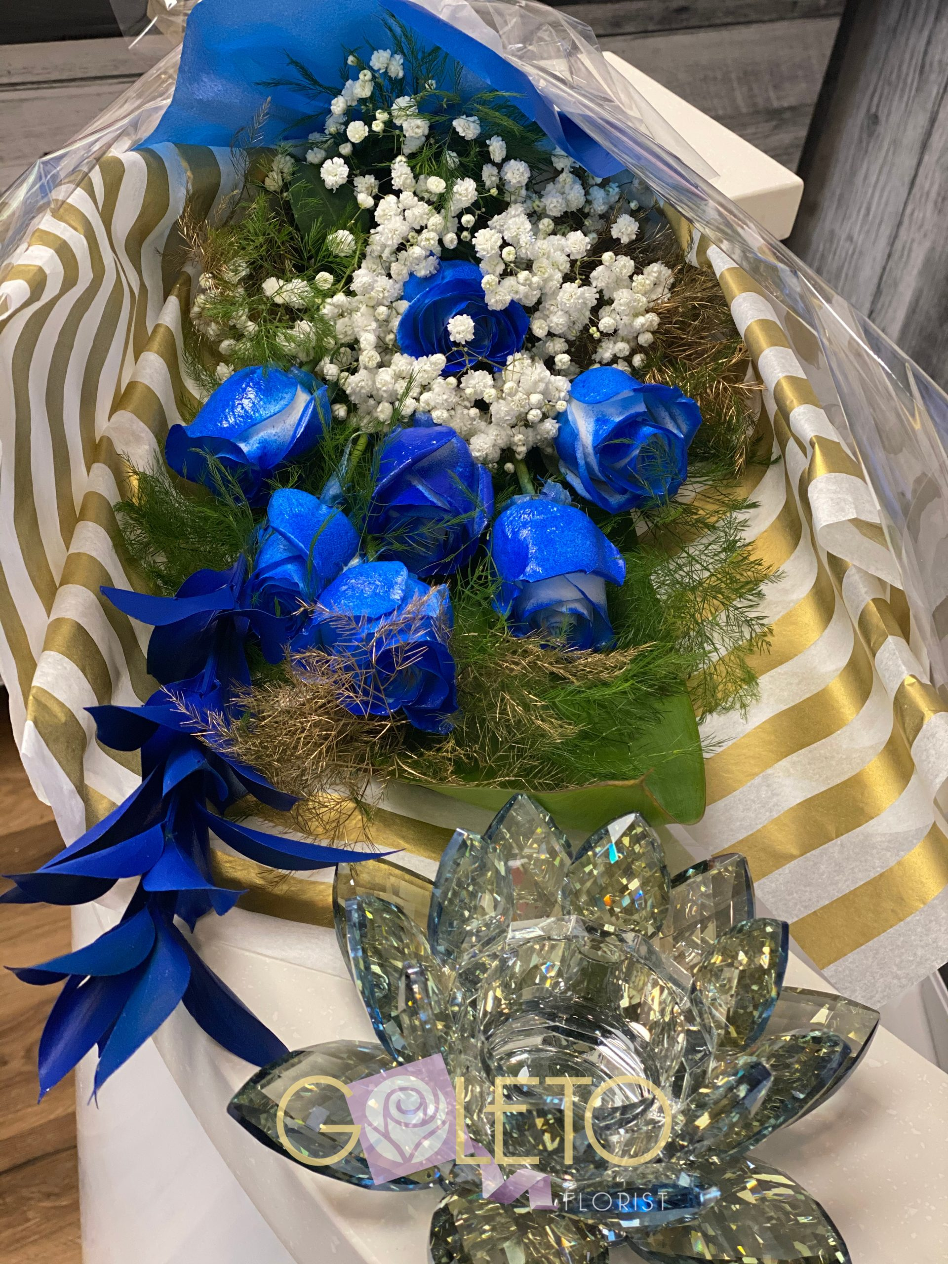 Goleto Birthday Flowers design 14