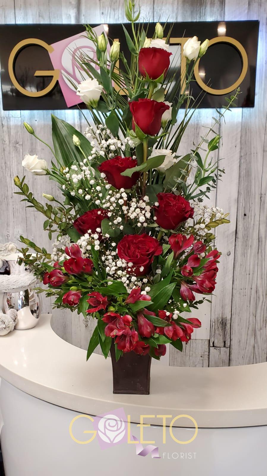 Goleto Birthday Flowers design 16