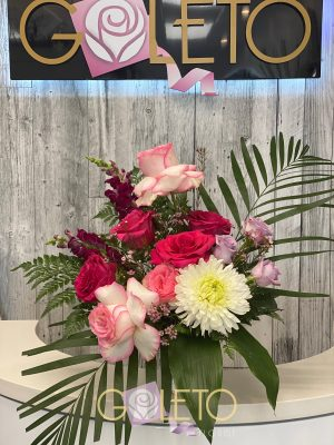 Goleto Birthday Flowers design 05