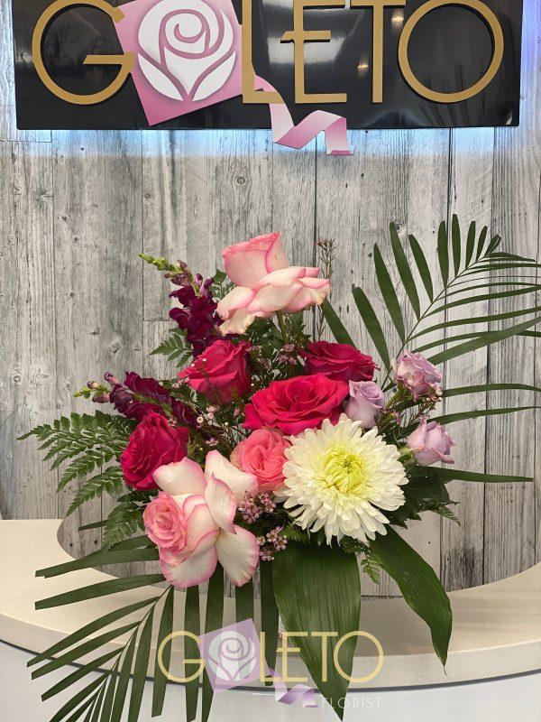 Goleto Birthday Flowers design 05