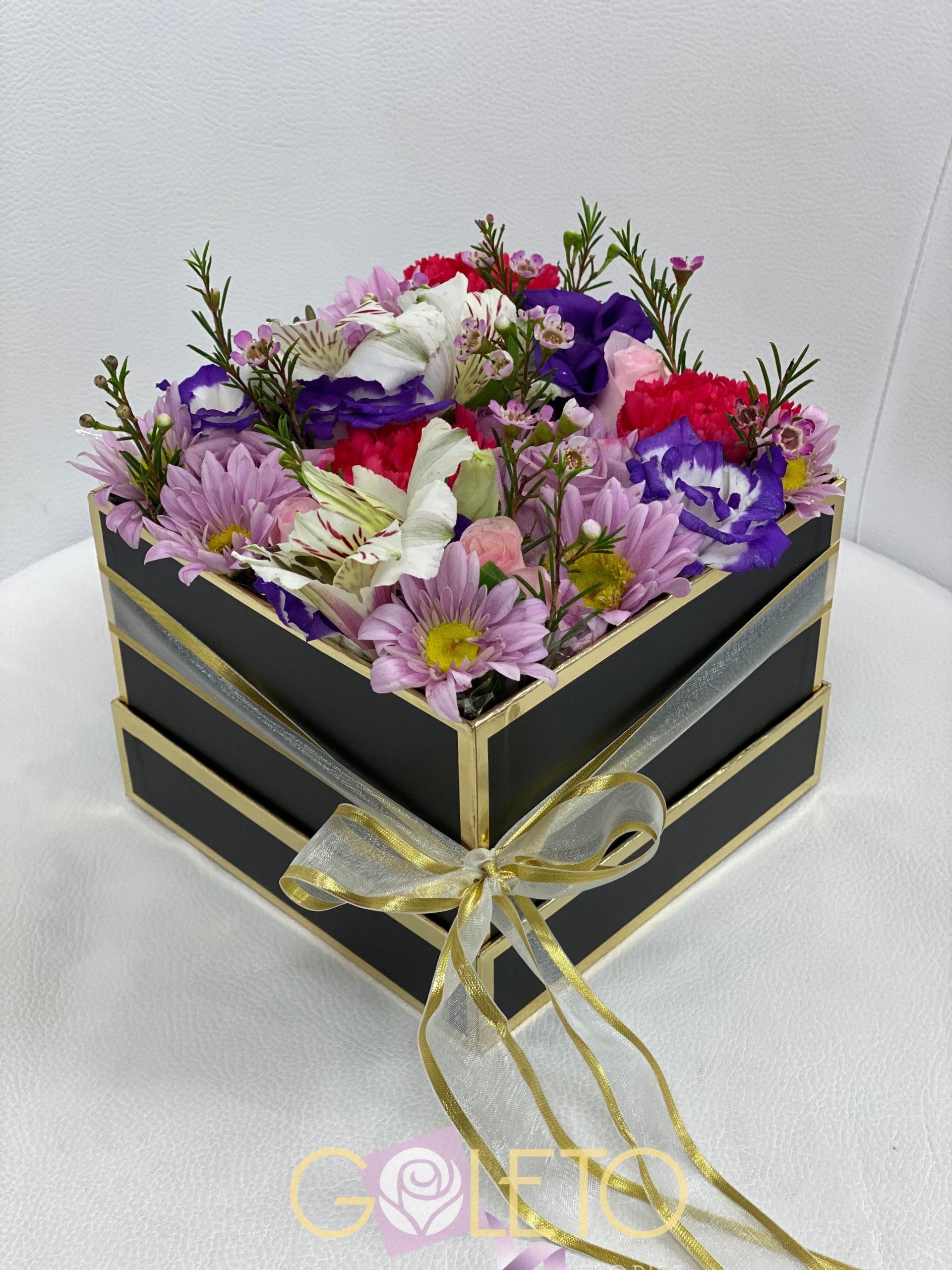 Goleto Birthday Flowers design 22