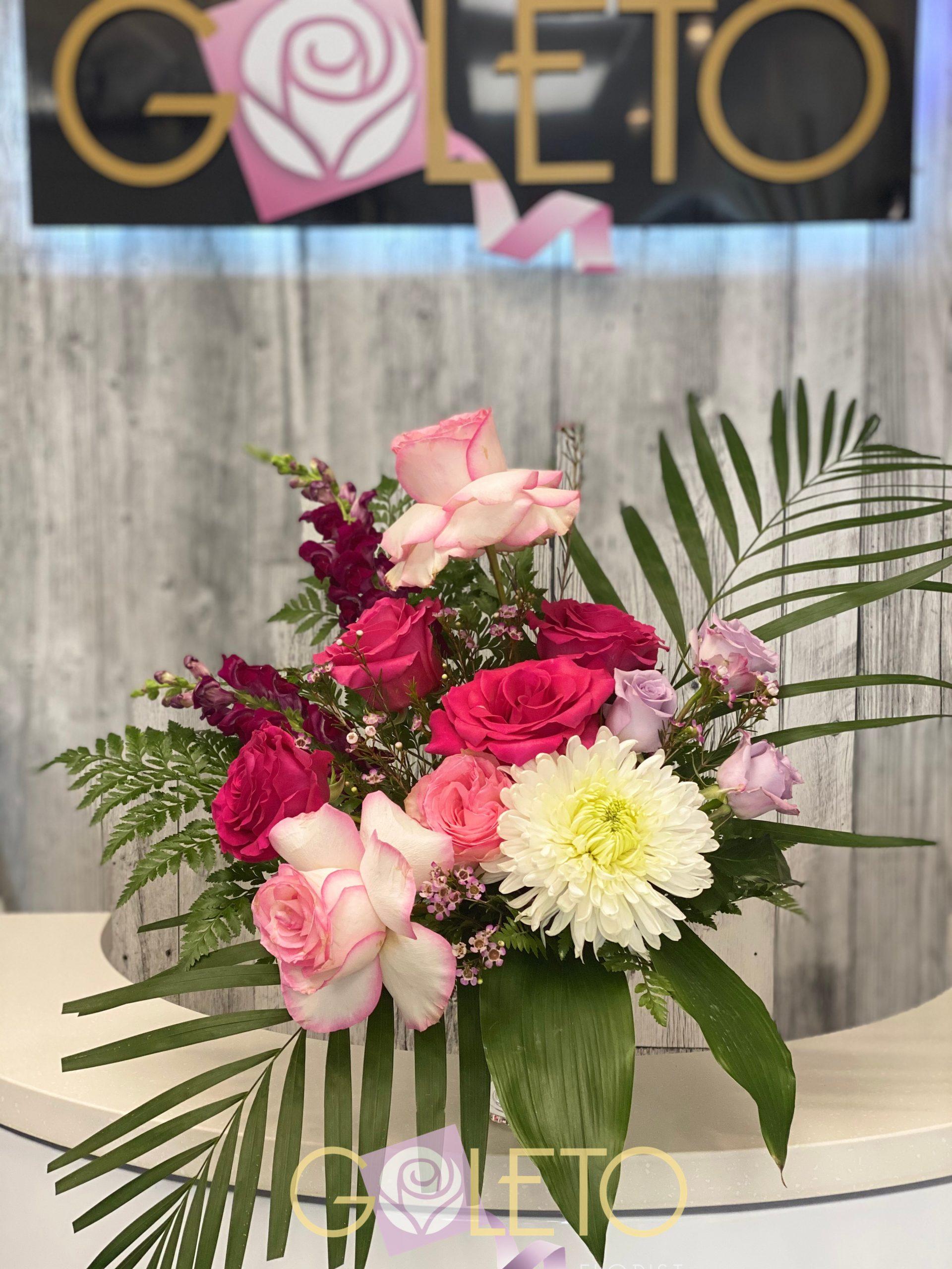 Goleto Birthday Flowers design 28