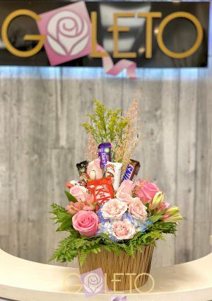 Goleto Birthday Flowers design 31