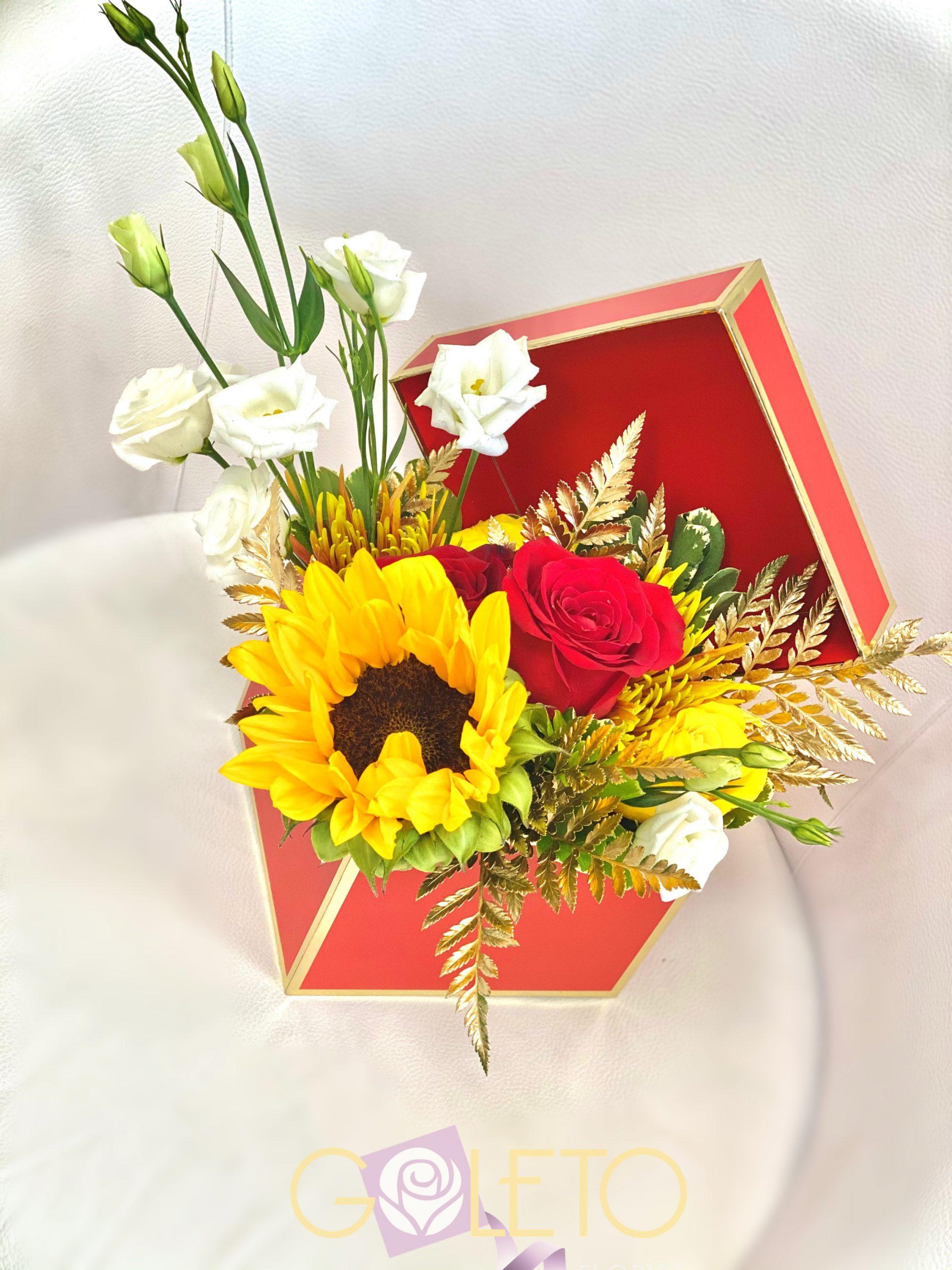 Goleto Birthday Flowers design 32
